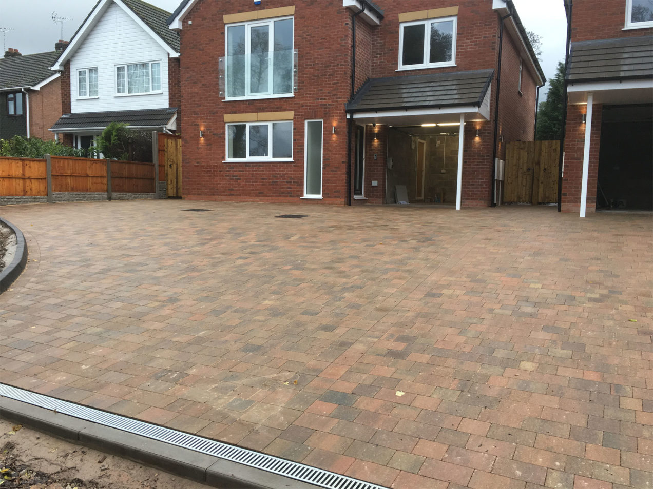 BB Block Paving Driveways Birmingham Header Image